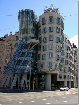 the Weird Architecture by LostImagesProject thumb 20 Amazing Examples Of Unusual Buildings