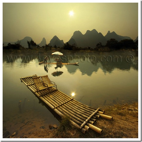 yulong river by foureyes thumb 30 Rivers That Will Make You Love Them
