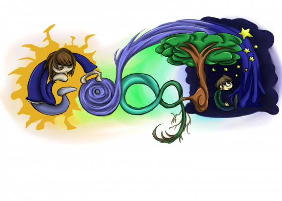 Doodle 4 Google Entry   by kaikaru 550x393 30 Beautiful Google Doodles