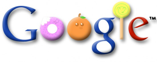 Google Design by PhantomDog 550x219 30 Beautiful Google Doodles