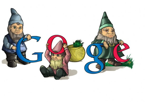 Google Logo by shawn015 550x389 30 Beautiful Google Doodles