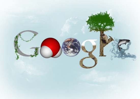 Google by LeBonaholic 550x389 30 Beautiful Google Doodles