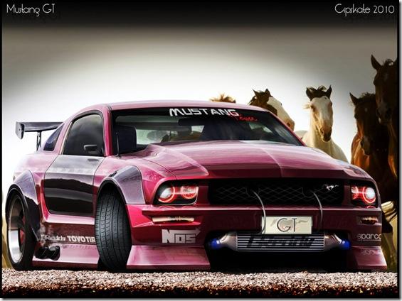 Mustang_GT_by_CipSkate