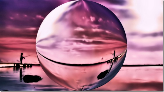 Sphere by seeseep thumb Most Beautiful Examples Of Clear 3 Dimensional Art
