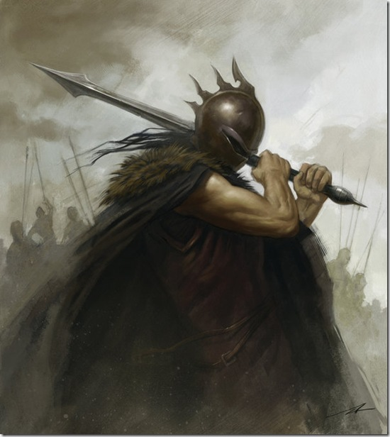 The_Warrior_by_alanlathwell
