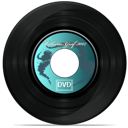 Dvd, Music, Record icon
