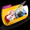 Folder, Music icon2