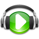 Headphones, Music, Play, Store icon