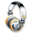 Headphones, Music icon2