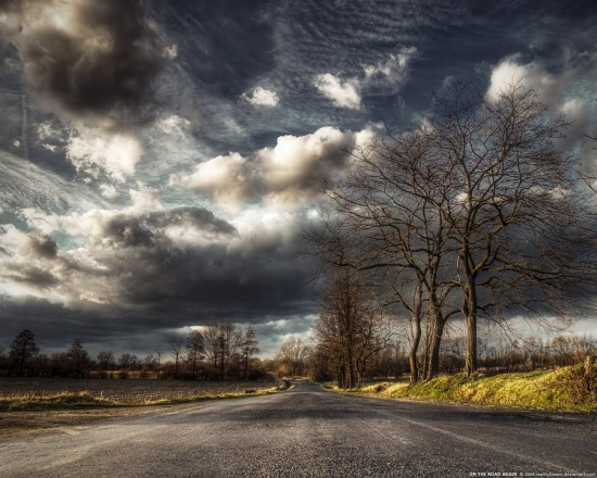 On the road again by realityDream 550x440 Road Perfection