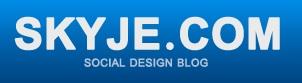 Skyje logo