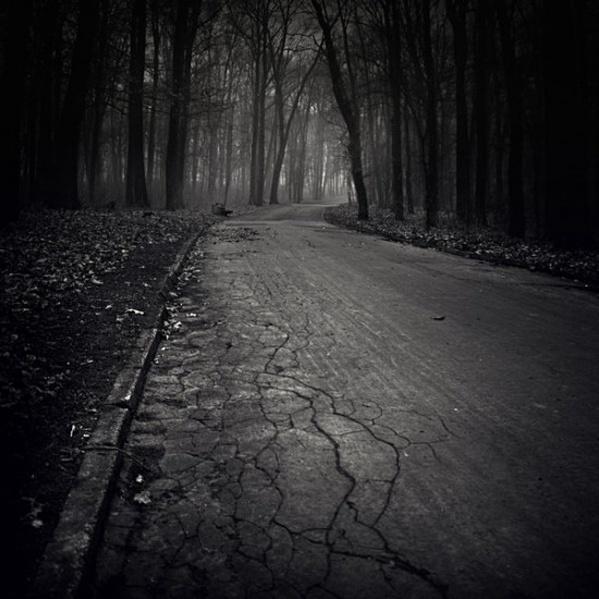 The Never Ending Road by WiciaQ 550x550 Road Perfection
