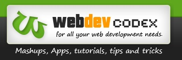 Webdev codex logo 25 Excellent Websites To Spread Away Your Design Resources