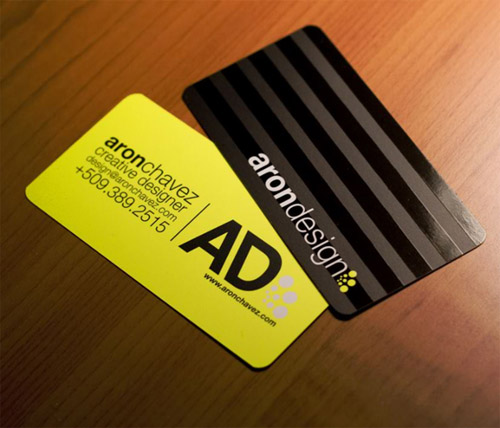 arondesign 5 Best Articles On Business Cards