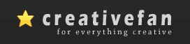creative fan logo