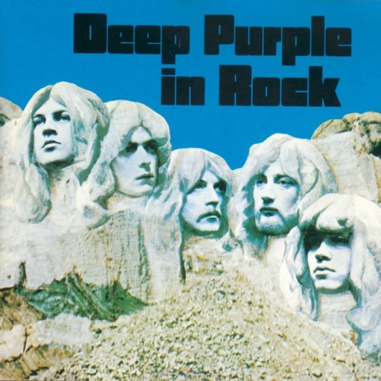 AllCDCovers deep purple deep purple in rock 1970 retail cd front 550x550 23 Rock/Metal Album Covers That Will Stun You