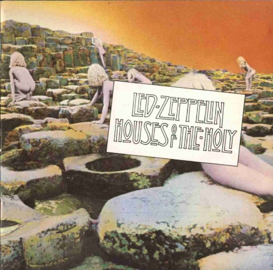 AllCDCovers led zeppelin house of the holy 1973 custom cd front 550x545 23 Rock/Metal Album Covers That Will Stun You