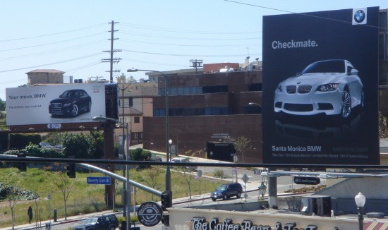 BMW Checkmate 550x326 52 Advertisements Who Got Awarded For Their Creativity