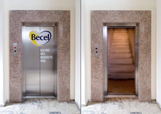 Becel Elevator