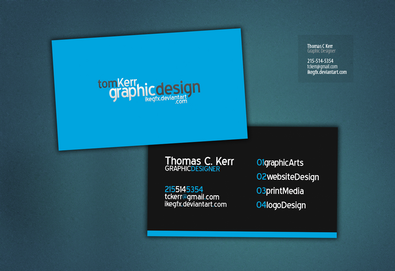 21 Black Business cards Design