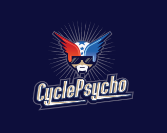 CyclePsycho 42 Awesomely Created Logo Characters