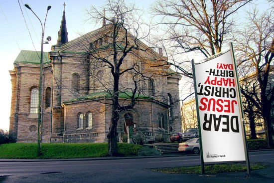 Estonian Evangelical Lutheran Church Charles XI Parish Happy Birthday 550x367 52 Advertisements Who Got Awarded For Their Creativity