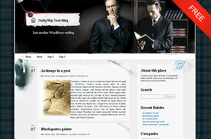 KindOfBusiness small 31 Premium Wordpress Themes