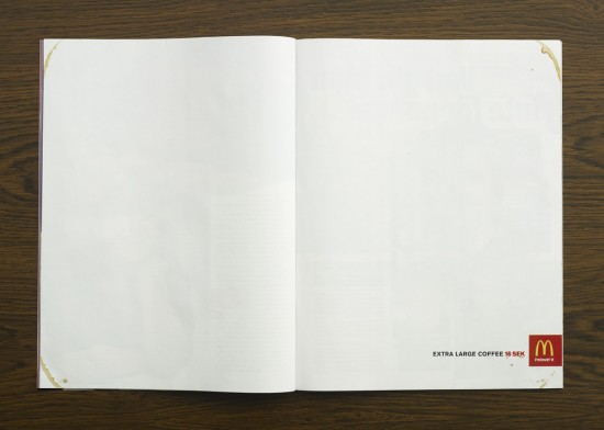 McDonalds Extra large coffee 550x392 52 Advertisements Who Got Awarded For Their Creativity
