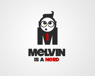 Melvin 42 Awesomely Created Logo Characters