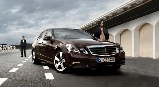 Mercedes-Benz E-Class Web Special