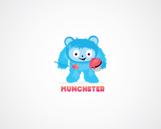 Munchster 42 Awesomely Created Logo Characters