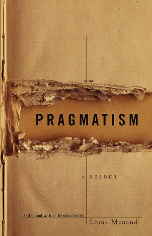 Pragmatism A Reader 77 Extremly Good Designed Book Covers