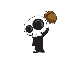 Skeleton nut