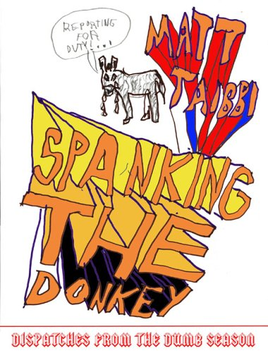 Spanking the Donkey 77 Extremly Good Designed Book Covers