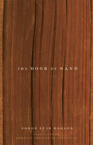 The Book of Sand and Shakespeares Memory 77 Extremly Good Designed Book Covers