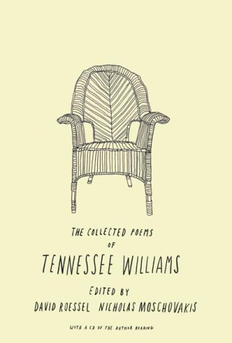 The Collected Poems of Tennessee Williams 77 Extremly Good Designed Book Covers