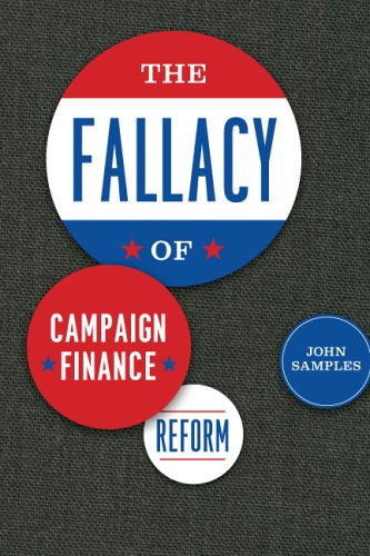The Fallacy of Campaign Finance Reform 77 Extremly Good Designed Book Covers