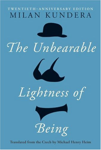 The Unbearable Lightness of Being 77 Extremly Good Designed Book Covers