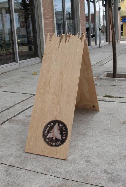 Toronto Academy of Karate Board