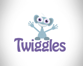 Twiggles 42 Awesomely Created Logo Characters