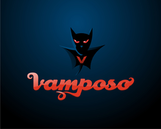 VAMPOSO 42 Awesomely Created Logo Characters