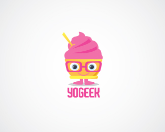 Yogeek 42 Awesomely Created Logo Characters