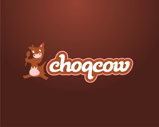 choqcow 42 Awesomely Created Logo Characters