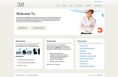 colt small 31 Premium Wordpress Themes