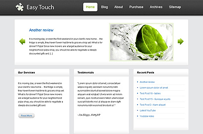 easytouch small 31 Premium Wordpress Themes