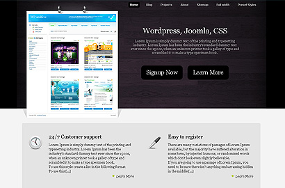 homeoffice small 31 Premium Wordpress Themes