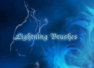 lightning brushes preview2 small 20 Beautiful Photoshop Brushes That Will Make Your Work In Photoshop Easier