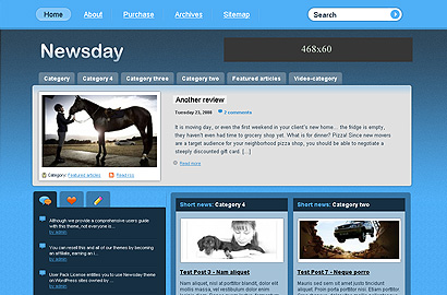 newsday small 31 Premium Wordpress Themes