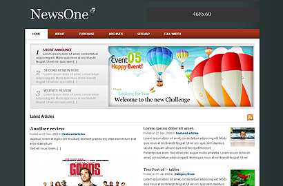 newsone small 31 Premium Wordpress Themes