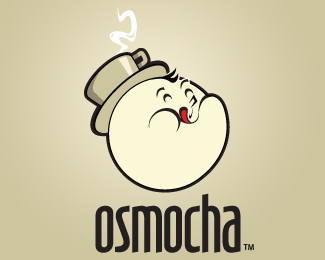 osmocha 42 Awesomely Created Logo Characters